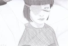 Victoria from f(x) #drawing #art #fanart #kpop #fx