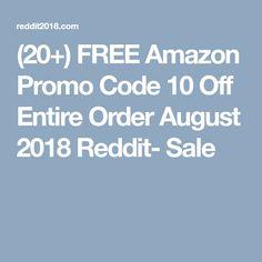 amazon coupon code august 2019