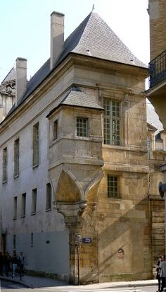 L'Hôtel d'Angoulême Lamoignon, Paris 4e