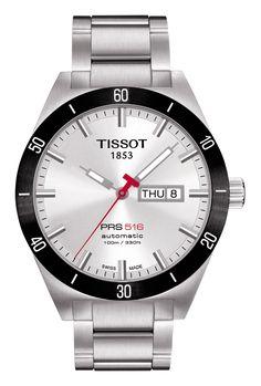 Reloj Cro Tissot Prs 516 Automatic Gent T0444302103100