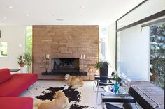 Now Open: A Mid-Century Modern Gem Steps Into the 21st Century