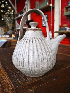 Artisan Clay Teapot