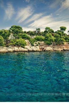 What to do in Croatia: Best Beaches. Golden Cape Beach, Rovinj.