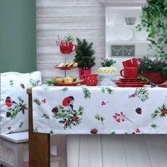Tischwäsche zu Weihnachten von Sander www.sander-tischwaesche.de ...