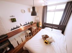 Apartment in Meguro-ku, Japan. - Shibuya, Roppongi, etc., you can go easy on the… - Get $25 credit with Airbnb if you sign up with this link http://www.airbnb.com/c/groberts22