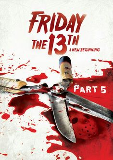 Watch->> Friday the A New Beginning 1985 Full - Movie Online Hd Streaming, Streaming Movies, Hd Movies, Movies Online, Movies And Tv Shows, Films, Horror Movie Posters, Horror Movies, Horror Film