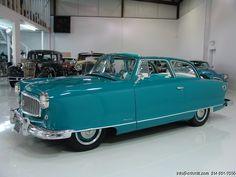 DANIEL SCHMITT & CO PRESENTS: 1953 #NASH RAMBLER CONVERTIBLE    www.schmitt.com  314.291.7000 #classiccars