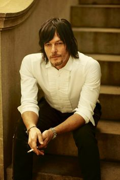 norman reedus   NORMAN REEDUS FOR GQ