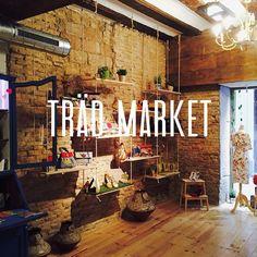 En Träd Market apuestan por las firmas locales y el diseño muy cuidado. Una tienda preciosa a la que hay que #irdepropio ¡que se acerca el día de la madre!  #irdepropiotrad •Calle Vírgenes, 3•