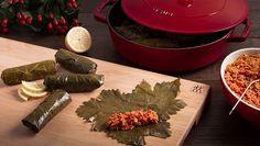 Sarmale turcesti in foi de vita • Gustoase.net Pasta, Butcher Block Cutting Board, Kitchen, Cooking, Kitchens, Cuisine, Cucina, Pasta Recipes, Pasta Dishes