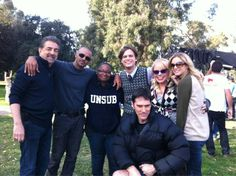 "Yeah, ""behind the scenes"" of Criminal Minds"