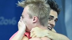 Rio Olympics 2016: Jack Laugher and Chris Mears win historic diving gold - BBC Sport