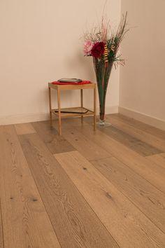 Natura By Kahrs Light Grey Oak Salisbury Engineered Wood Flooring