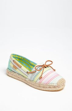 Cute Spring/Summer shoes! Sperry Top-Sider® 'Katama'