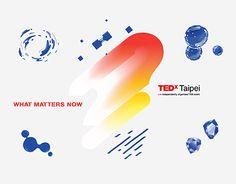 """다음 @Behance 프로젝트 확인: """"TEDxTaipei 2014-大哉問 What Matters Now?"""" https://www.behance.net/gallery/19768787/TEDxTaipei-2014-What-Matters-Now"""