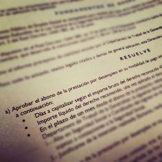 9/365 - La noticia del día, aprobada la capitalización del paro #2013/365