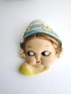 Vintage string holder