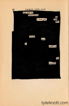 Please,choose me. I want you and you alone and I want to be wanted- cm Poetry Art, Writing Poetry, Poetry Quotes, Found Poetry, To Be Wanted, Poetry Inspiration, Before I Sleep, Blackout Poetry, Broken Soul