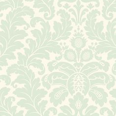 Candace Olson Damask wallpaper