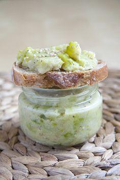 Terrine légère de courgette au sésame. - 100 % Végétal / Cuisine vegan, bio et healthy