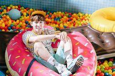 Block B Rapper Park Kyung Releases 'Ordinary Love' Featuring Park Bo Ram Block B Park Kyung, Kyung Park, Block B Members, King Bee, B Bomb, Show Me The Money, Korean Entertainment, How Big Is Baby, Korean Music