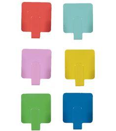 6er-Pack Magnethaken