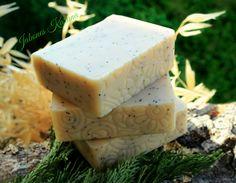 Jabón de sésamo y karité con semillas de amapola