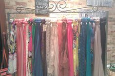 A beautiful new scarf from hey daisy is an excellent way to brighten up your day