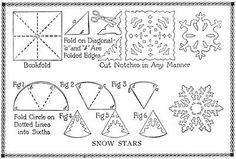 Tutorial: fiocchi di neve, alberello tridimensionale, angioletti e...topolini riciclosi!