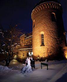 Weddings at Dalhousie Castle