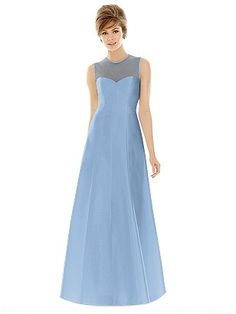 Alfred Sung Style D695 http://www.dessy.com/dresses/bridesmaid/D695/