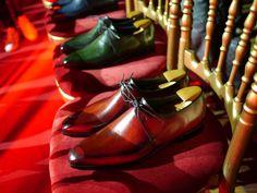 Nobody makes shoes like Berluti F/W 2012.
