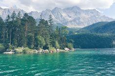 Eibsee und Zugspitze: Wochenendtrip mit Traumkulisse