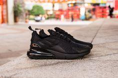 e486596300c7 Nike Air Max 270 AH8050-001 Triple Black Sneaker for Sale-05 Sneakers For