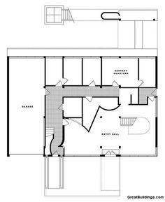 http://emfurn.com . Willa w Garches #le corbusier