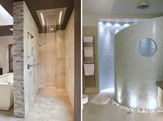 """wow, the left one, """"walk-in-shower"""" :) hell yeah"""