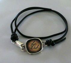 Personalized BraceletHandwriting by KPepperJewelry on Etsy, $125.00