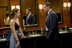 Adjustment Bureau - It's the connections known and unknown that define us. Love so right cannot be wrong