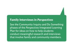Family and Community Engagement in Tolerance and education