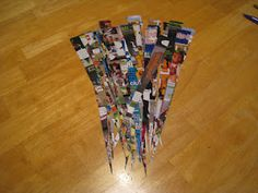 How to Make Paper Strips for Beads