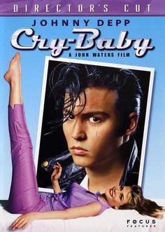Poster de Cry Baby. #MesDelCine