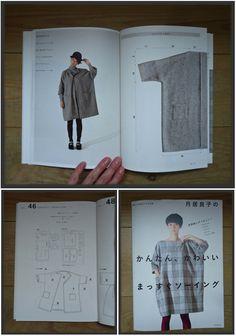 Yoshiko Tsukiori's Easy, Cute, Straight Stitch Sewing book