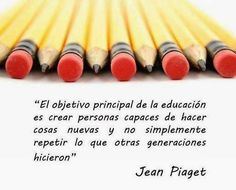Subversivos_ on - Educacion Jean Piaget, Who Is A Teacher, Carl Friedrich, Education Degree, 2nd Grade Classroom, Christian Kids, Message In A Bottle, Teacher Quotes, Mo S
