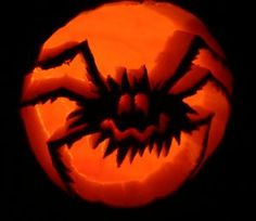 Halloween Pumpkin Carving ♥ Free Printable Template Pattern Stencils