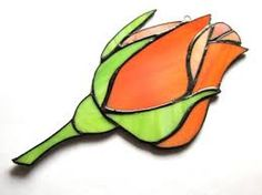 Znalezione obrazy dla zapytania witraż róża
