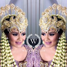 My make up wedding  #makeup #wedding #pengantin #eyeshadow #flawless #traditional #wickkyhalim #dusty #sundasiger