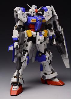GUNDAM GUY: RG 1/144 Gundam GP00 Blossom - Custom Build