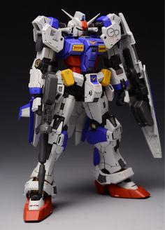 RG 1/144 Gundam GP00 Blossom - Custom Build