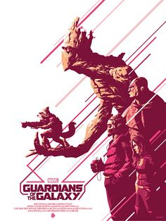 Guardians of the Galaxy by Florey