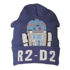 """STAR WARS(TM) Mütze Aston """"R2-D2"""" Hut    Für alle LEGO® STAR WARS(TM) Fans ist diese Mütze ein kleiner Schatz, der mit viel Freude wieder und wieder getragen werden möchte.    LEGO® Wear Mütze mit folgenden Besonderheiten:    - Thema: LEGO® STAR WARS(TM)  - schöne warme Mütze von LEGO® Wear  - STAR WARS(TM) R2-D2 Motiv und Schriftzug  - strapazierfähiges Material  - schön warm und weich  - ange..."""
